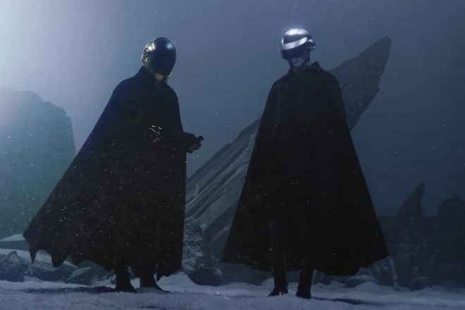 Daft Punk make a cameo in The Weeknd's 'I Feel It Coming' video