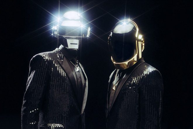 Mysterious website alludes to Daft Punk tour next year