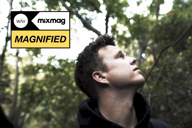 Daktyl explores the world and brings it into his music in Magnified's documentary series
