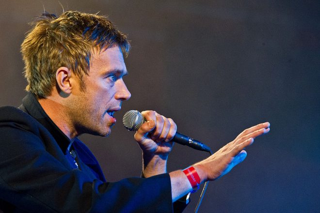 "Damon Albarn says Kanye ""trapped"" Paul McCartney into a collaboration"