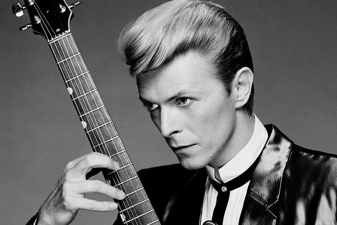 There's a David Bowie box set of unreleased music from the 1980s coming out
