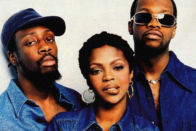 An unreleased Fugees record has surfaced