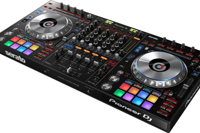 Pioneer DJ updates its flagship Serato controller