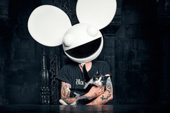 Deadmau5 collaborates with Rob Swire on his upcoming EP