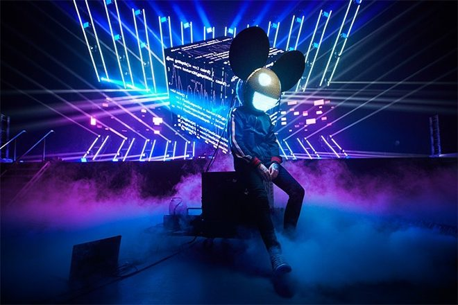 deadmau5 announces new cube v3 North American tour for 2019