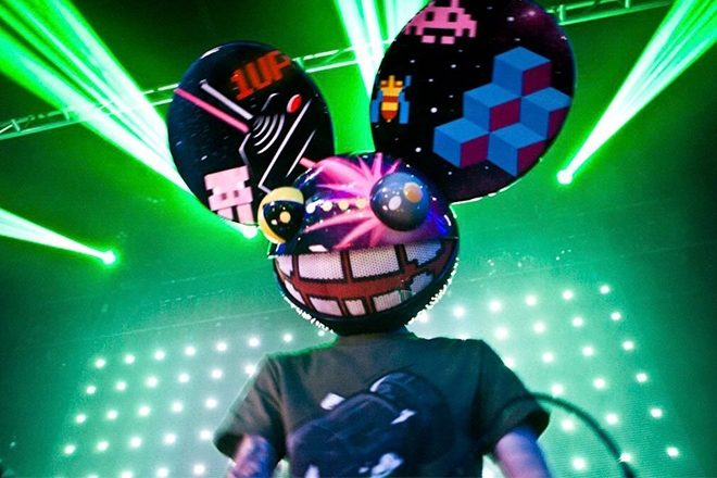 deadmau5 reveals a new collection of music with 'mau5ville: level 2'