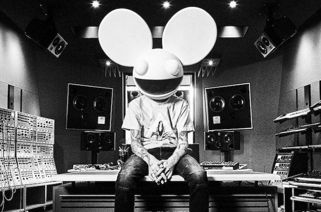 deadmau5 says he's working on a mysterious new film score