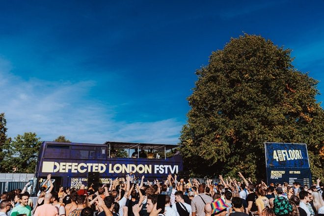 Defected London FSTVL announces its return in 2020