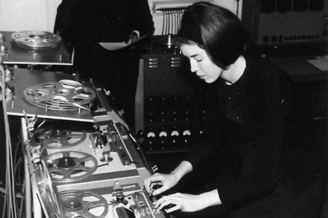 A film exploring the life of Delia Derbyshire has been released