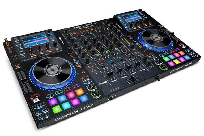 Denon DJ to release new hybrid DJ setup