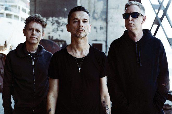"""Hört hier die neue Single """"Where´s The Revolution"""" von Depeche Mode"""