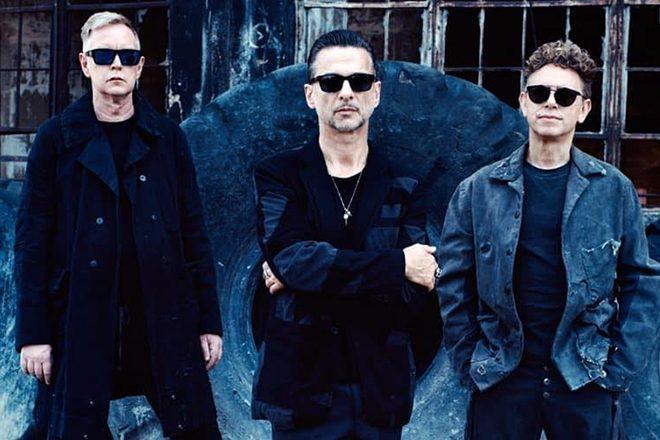 Watch Depeche Mode's Rock & Roll Hall of Fame acceptance speech