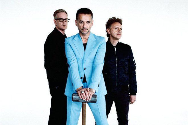 Depeche Mode geben Release Date ihres neuen Albums bekannt