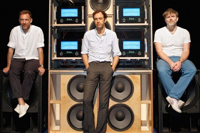 James Murphy and 2manyDJ's Despacio party is heading to All Points East
