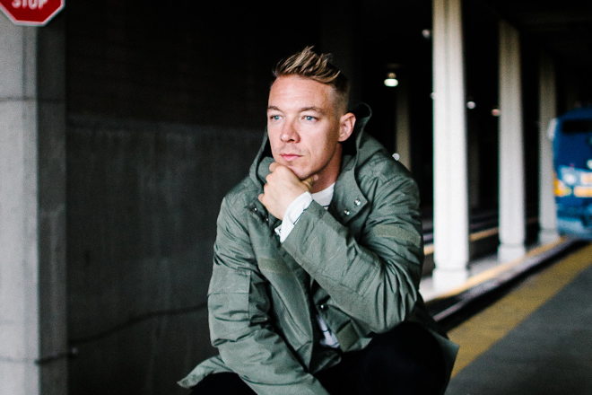 "​Diplo's house party ""rager"" in Hollywood was shut down by police"