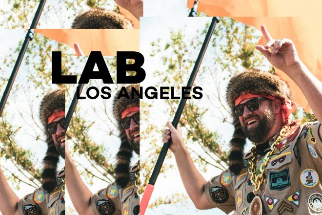 Dirtybird Campout in The Lab LA