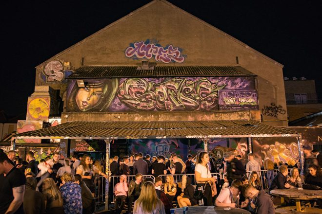 Dublin nightclub District 8 to be moved as part of a redevelopment project
