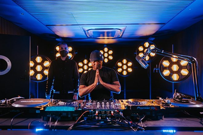 DJ EZ and Defected 24 hour stream raised £88,000 for charity
