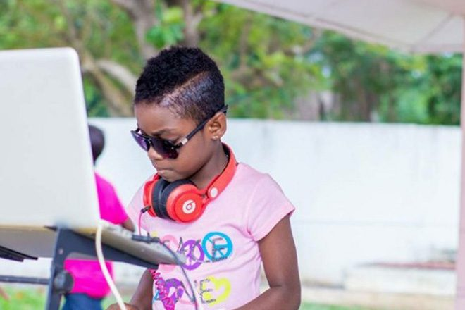 DJ Switch is the 10-year-old Ghanaian DJ sensation