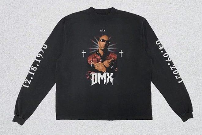Kanye West raises $1 million for DMX's family