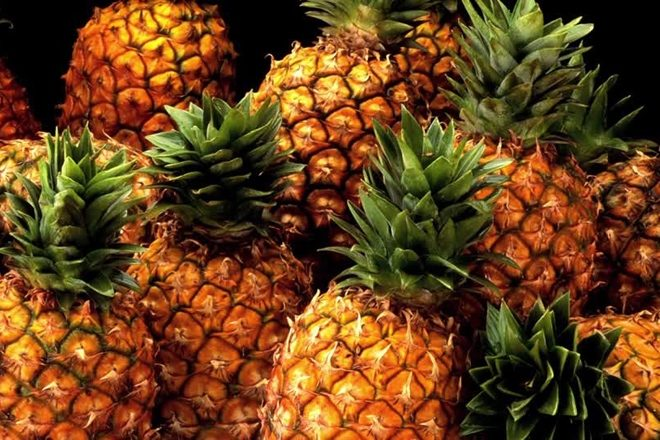 $19 million of cocaine has been discovered in a pineapple shipment