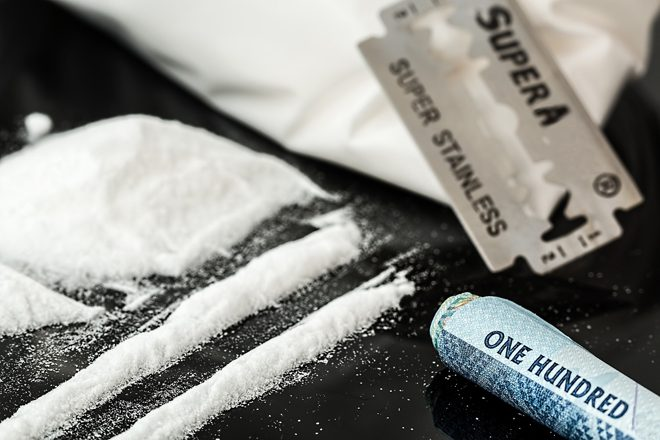 There's a breathalyser that can detect cocaine within minutes