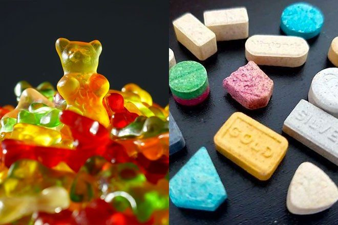 French police gutted to find £1 million ecstasy bust is actually Haribo