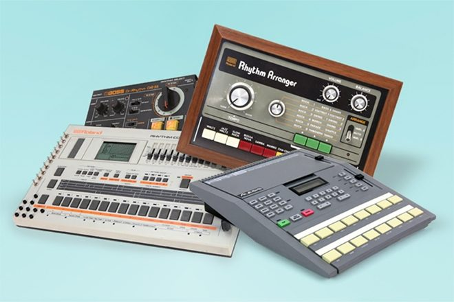 Learn about 'The History of the Drum Machine' in this new documentary