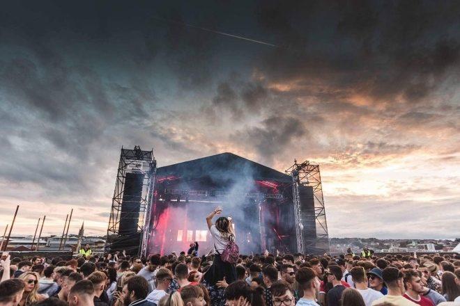 Derry's Jika Jika Festival returns with Adam Beyer and Joseph Capriati