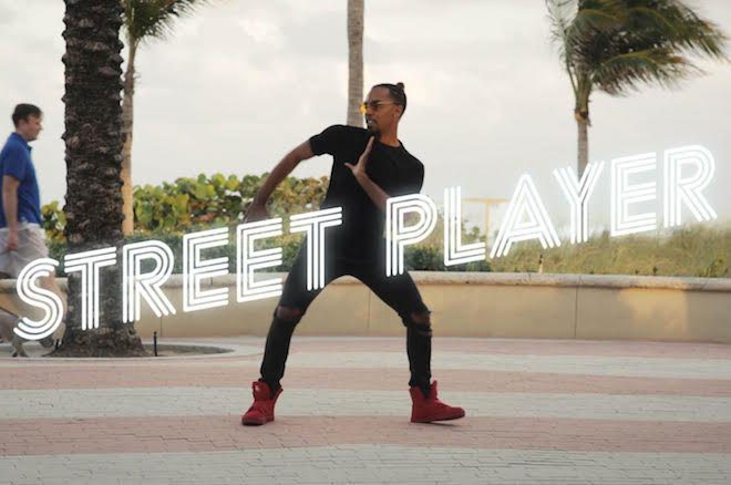 Shiba San's 'Drop It' gets smooth with Street Player in Miami
