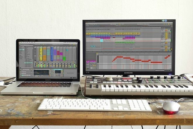 Learn music production basics with Ableton's new interactive website