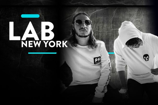Earth Boys in The Lab NYC