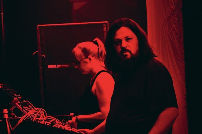 Detroit duo Ectomorph announce debut album, 'Stalker'