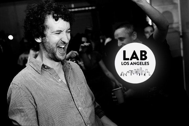 Eddie C in The Lab LA