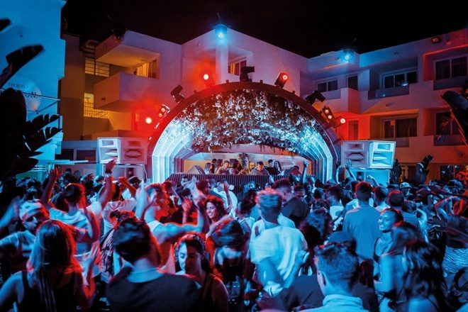The Secret DJ launches weekly daytime party in Ibiza