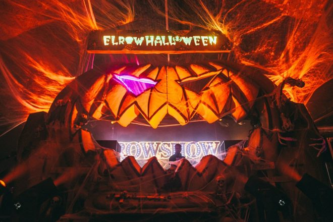 Elrow will bring the fear to Edinburgh this Halloween