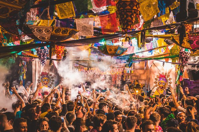 Mixmag is live streaming a special guest DJ set at elrow this weekend