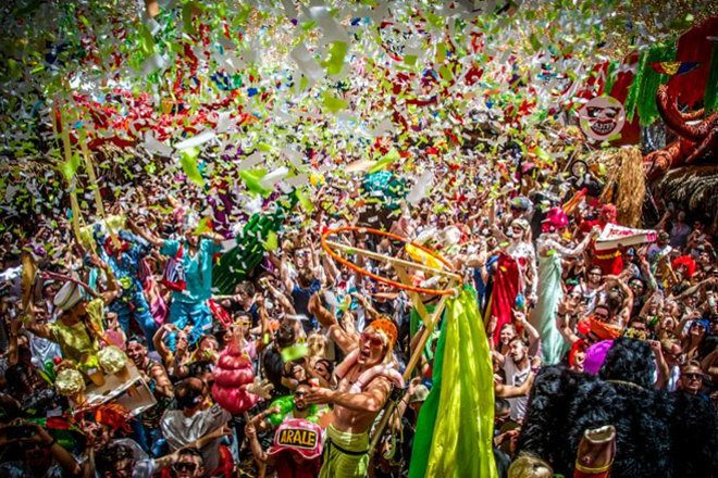 Elrow is heading to London for its biggest UK event yet