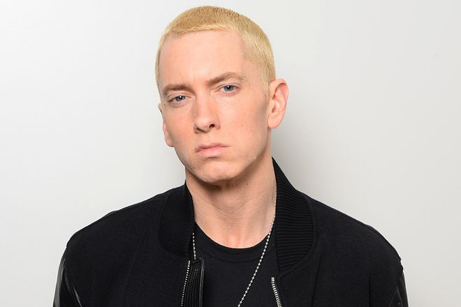 Eminem continues to tease suspected new album 'Revival'