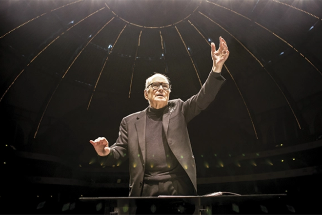 Ennio Morricone: A highly versatile artiste who composed music across genres