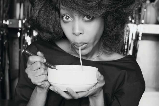 Field Day has bagged the UK exclusive of Erykah Badu