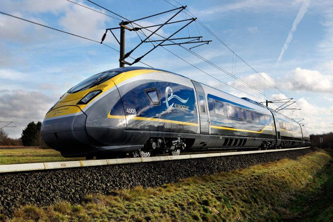 The Eurostar will run direct from London to Amsterdam by December