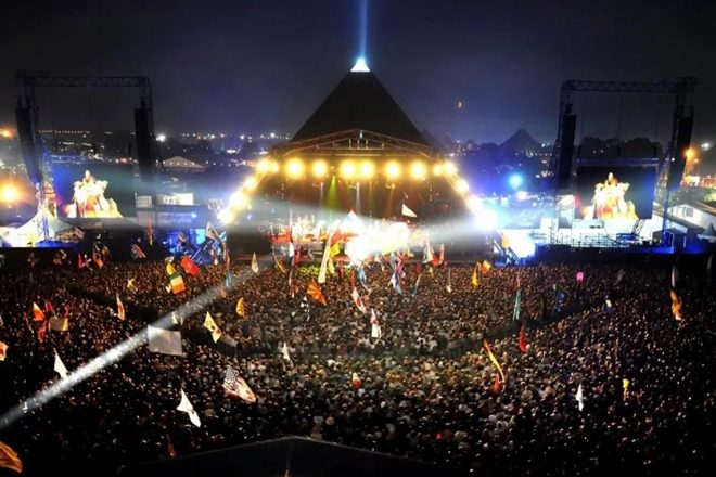 Glastonbury Festival plans plastic bottle ban