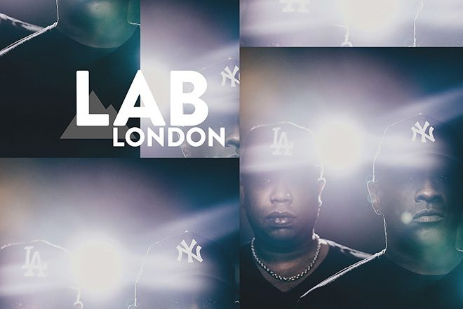 Fabio & Grooverider in The Lab LDN