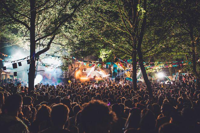 Dixon, Shanti Celeste and Roman Flügel announced for Farr Festival