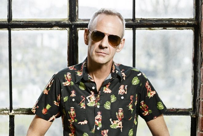 Fatboy Slim plays Greta Thunberg-sampling 'Right Here, Right Now' mash-up