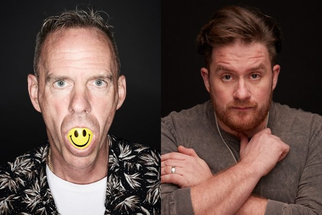 Listen to Fatboy Slim and Eats Everything's new track, 'All The Ladies'