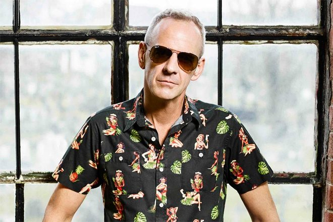 "Fatboy Slim: ""When the bankers went down, they weren't told to retrain. They were bailed out"""