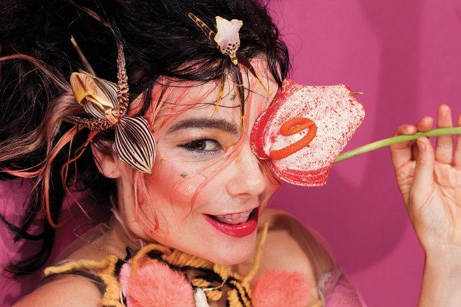 Björk shares new Hamrahlíð Choir collaboration 'Sonnets'