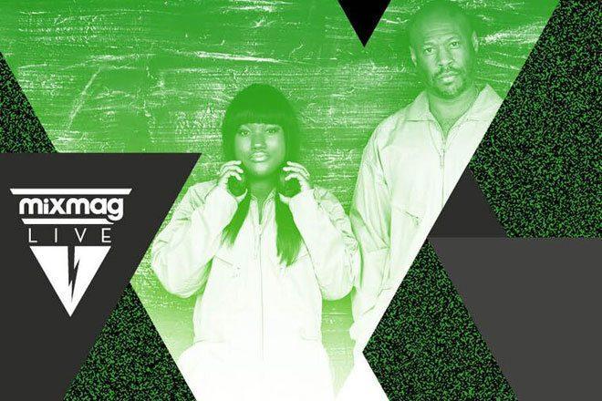 Mixmag Live with Robert Hood aka Floorplan